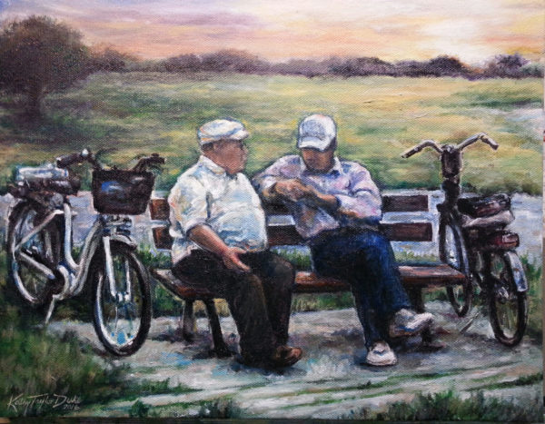 ktdukeartist-portrait-oil-old friends